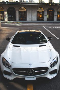 Mercedes AMG GT-S