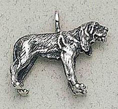 Bloodhound Pendant