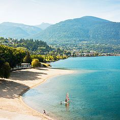 "Nelson, B.C.: considered a ""Dream Town"" by Sunset Magazine and I've been there! I'd definitely go back!"