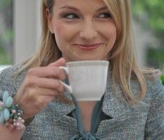 Biżuteria: Lewanowicz; marynarka - Aryton, make up - Iwona Bocian, fot. Sylwia Nicewicz