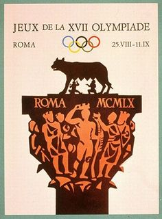 1960 olympic games, rome
