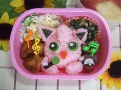 Pokemon Bento