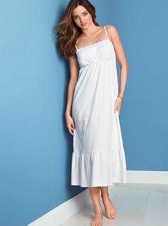 e695271d17 Heritage Cotton Gown Women s Sleep Shirts