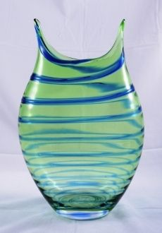 I would love this for my Blenko glass collection!