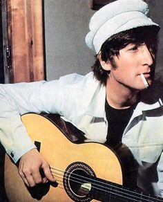 John Lennon in Spain (1965)
