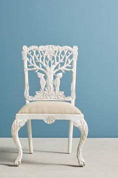 Shop the Handcarved Menagerie Woodpecker Dining Chair and more Anthropologie at Anthropologie today. Read customer reviews, discover product details and more.
