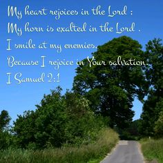 1 Samuel 2:1