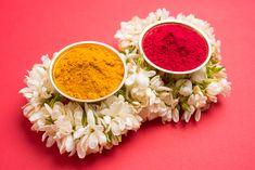 The haldi kumkum ceremony: the essence of womanhood Diwali Decorations At Home, Ceremony Decorations, Flower Decorations, Eco Friendly Ganesha, Pookalam Design, Bangle Ceremony, Half Saree Function, Mehendi Decor Ideas, Chinese Background