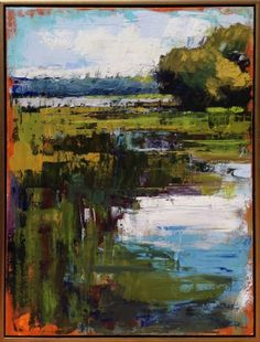 Between Land and Water by Curt Butler
