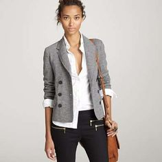 Tips to Look Fashionable in Blazers for Women | Sequin Blazer