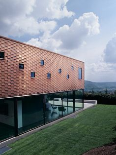 Travella House | Castel San Pietro, Switzerland | Celoria Architects | photo by milo keller