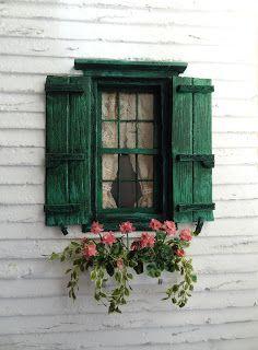 balcones y ventanas