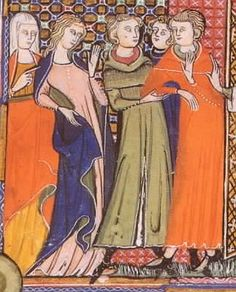 14th century Spanish? Cannot find image's original source.