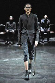 The Style Examiner: Y Project by Yohan Serfaty Menswear Autumn/Winter 2013