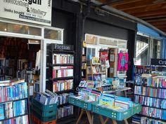 Cute bookshop in Camden Market