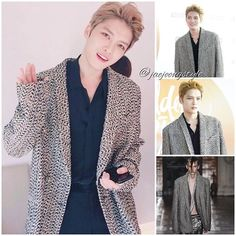 Congratulations @jj_1986_jj for winning the Golden Disk Asia Popularity Award!  #kimjaejoong's jacket at the red carpet of the #31stgoldendiscawards was from #haiderackermann's 2016 fall winter men's collection.  No other details were found. Credit: cjestagram, GetItK, enter on news and the fashionisto.  #korean #singersongwriter #kpop #mensfashion #김재중 #ootd