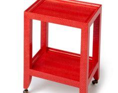 Karl Springer Style - Petite Table - Custom Made to Order
