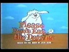 Please Dont Eat the Daisies  September 14, 1965 – April 22, 1967   58 half hour episodes (2 seasons)   in color on NBC   Created by: Robert Stambler & Paul West   Produced by: MGM Television