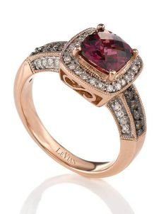 LeVian Chocolate Diamond Ring way more beauty than this picture could ever capture! Diamond Rings, Diamond Jewelry, Jewelry Rings, Jewellery, Gold Ring, Jewelry Ideas, Fine Jewelry, Levian Chocolate Diamond Ring, Fashion Mode