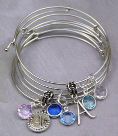744 best jewelry diyhandmade images on pinterest hand print diy charm bracelet bangles handmade jewelry bracelet http solutioingenieria Choice Image