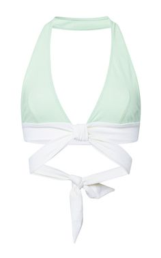Alexa High-Waist Bikini by Lisa Marie Fernandez for Preorder on Moda Operandi