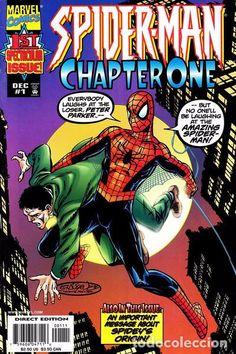 SPIDER-MAN; CHAPTER ONE, SERIE LIMITADA DE 13 NÚMEROS COMPLETA, MARVEL, 1.998, USA.