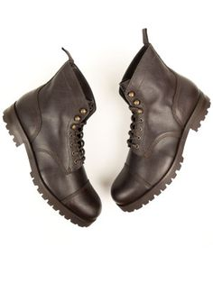 e58ab64de82 Shop Vegan Work Boots in dark brown for men at Will s Vegan Store