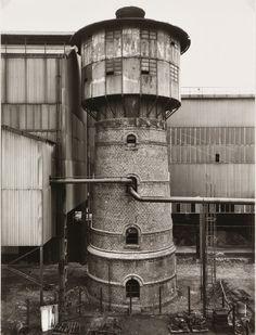Bernd & Hilla Becher, Water Tower, 1983