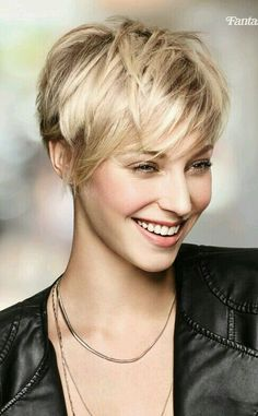 Such an amazing pixie that's simple to style!