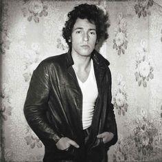 Bruce Springsteen, circa 1978.