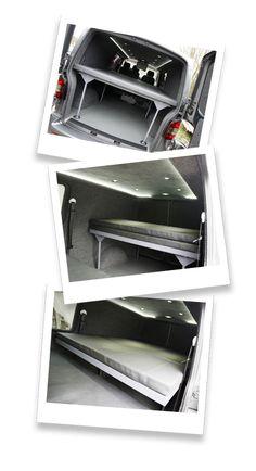 Great kombi bed design  http://www.exploria-online.co.uk/kombi-beds.aspx