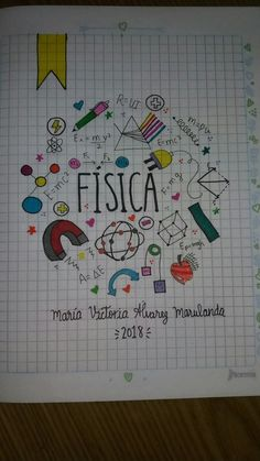 Cuaderno Física  Physics Notebook