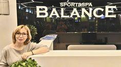 Wellness&spa Balance. Ресепшн фитнес-центра. Декорирование искусственными растениями. Реализация студии Iren Lakusta