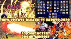 MOD BLEACH VS NARUTO LITE 3.3 Android mugen Naruto Mugen, Naruto Games, Nintendo Ds, Naruto Shippuden, Xbox One, Playstation, Bleach, Android, Anime