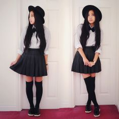 1000 images about high thigh socks on