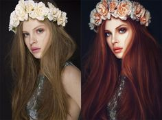 Before and after Photoshop images - 22