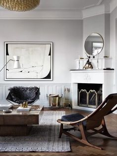 Ideas for using vintage decor in a modern home