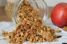 A simple, healthy and tasty take on the classic granola! It's so easy to make, and costs far less than shop bought versions too!