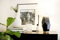Tour the Moody Home of a Seattle Restaurateur via @mydomaine