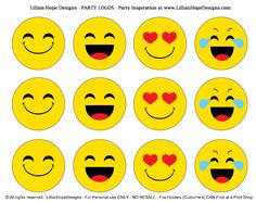 picture relating to Free Printable Emojis identify 484 Great Emoji Printables pictures in just 2018 Emoticon, Fiestas