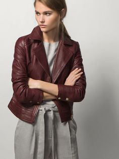 Leather - WOMEN - United States