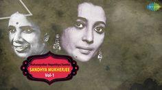 "Listen here to these amazing songs by Sandhya Mukherjee, all enacted by the legendary actress Suchitra Sen. Pleas stay connected with us and ""subscribe"" to our channel to find more songs.  Songs :: ♪ Ham Abhagini Tahe Ekakini ♪ Nayan Mohan Shyam ♪ Tomar Garabe Garabini ♪ Ei Sanjhjhara Lagane ♪ Palash Aar Krishnachura ♪ Tumi Na Hoy Rohite Kachhe ♪ Ankhi Jane Phul Keno Phote ♪ Ei Madhuraat Shudhu Phul Papiar ♪ Tabo Bijay Mukut Aajike Dekhi ♪ Shuni Kshane Kshane Mone Mone"