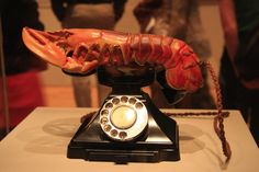 lobster phone | ... day gallery >> September 2009 Food > 30 Dali's Lobster Telephone