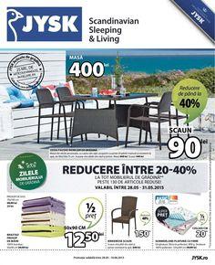 POC Oferte Supermarket online | JYSK -Reduceri intre 20-40%...