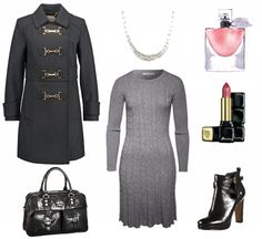 #Herbstoutfit Business ♥ #outfit #Damenoutfit #outfitdestages #dresslove