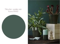Tikkurila Vuoden Väri 2016 Color Trends, Color Splash, Color Inspiration, Different Colors, Baby Room, Paint Colors, New Homes, House Styles, Creative