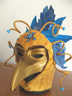 Imaginary Bird Mask