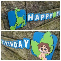 The Good Dinosaur Dinosaur Birthday Decor by KpDigitalCreations