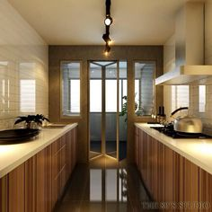 scandinavian minimalist kitchen hdb - Google Search