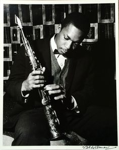 John Coltrane ... A Love Supreme is one of humanity's greatest instrumental tunes ever recorded